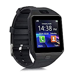 This gadget helps you to organize your daily activities. best smartwatch under 1000. This is best in display, chipset, touch. On your wrist you can receive calls and messages to friends, browse through plenty of apps and even track your fitness activity.