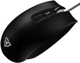 Thunderx3 Tm30 - Mouse da Gioco Professionale - (sensore Laser Avago 9800, Retroilluminazione a Led, Interruttore Meccanic...