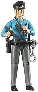 Bruder Policewoman Light Skin Accessories