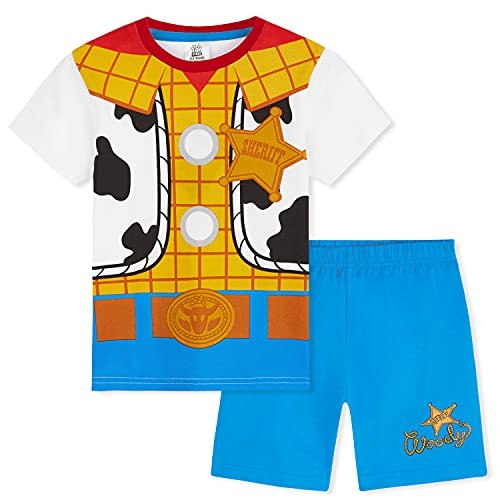 Disney Toy Story Pijama Niño Corto,...