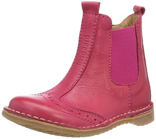 Bisgaard Jungen Mädchen 50238.119 Chelsea Boots, Pink (Pink 4001), 30 EU