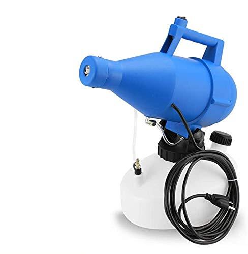 JEANN-AZCX Elektrische ULV Sprayer, 4.5L Tragbare Fogger Maschine Desinfektion Maschine Moskito-Mörder Fogger Desinfektion Hygiene Garten Sprayer