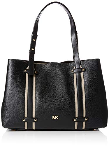 Large sized bag Exterior features logo brand: Michael Kors manufacturer: Michael Kors