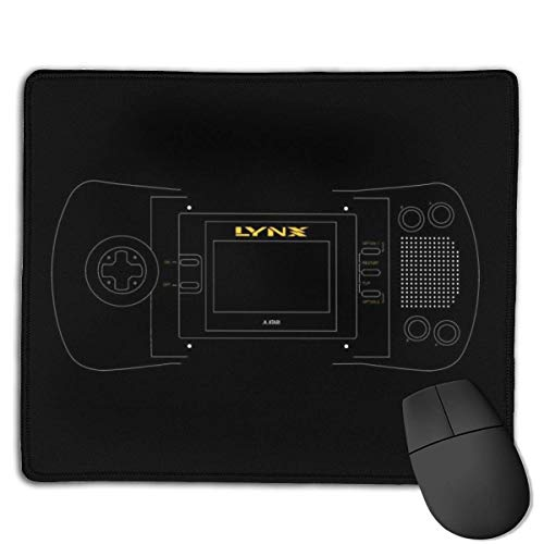 Atari Lynx - Almohadillas de ratón de mano para videojuegos con base...