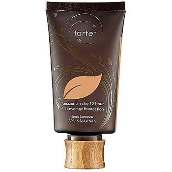 Tarte Amazonian Clay 12-hour Full Coverage Foundation Spf 15 - (BNIB) Light-Medium Beige by Tarte