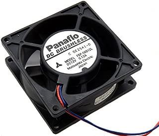 Panaflo DC 12V 0.12A Brushless 2 Wire 80mm Cooling Fan FBP-08B12L