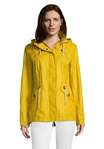 Gil Bret Damen Bea Jacke, Gelb (Ceylon Yellow 2108), (Herstellergröße: 36)