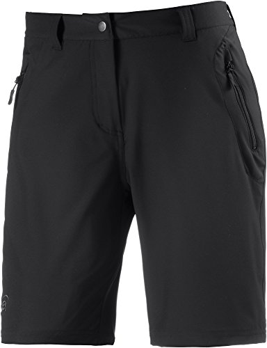 Gonso Damen Mogan Da-Bike-Bermuda, Black, 42