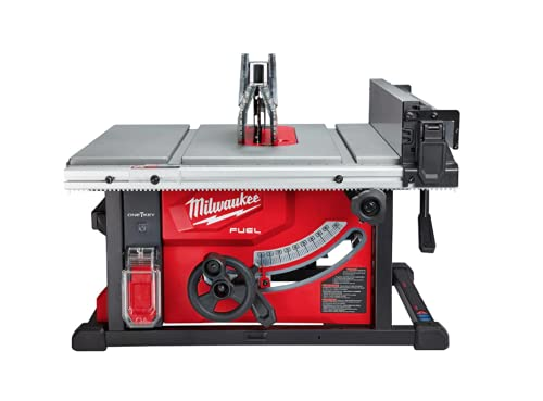 Milwaukee 2736-20 M18 FUEL ONE-KEY 8-1 4 in. Table Saw, Tool Only - Battery, Charger NOT Included
