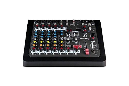 allen-heath zedi-10fx di mixer