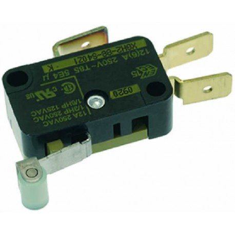 Puce MICROINTERRUTTORE 12A 250V 1240127