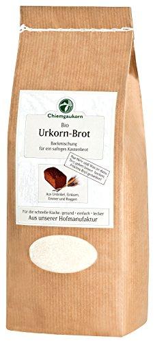 Chiemgaukorn Bio Chiemgauer Urkorn-Brot, Backmischung 550 g