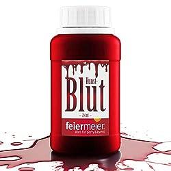 Ofertas Tienda de maquillaje: Botella de falso sangre 250ml.
