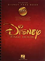 """The Disney Fake Book: For Piano, Vocal, Guitar, Electronic Keyboard, and All """"C"""" Instruments (The Real Book)"""