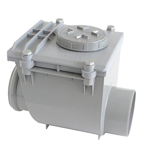 First plast nrc40g V/álvula antirretorno de PVC ad pegar di/ámetro 40/mm