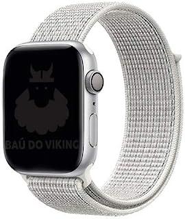 Pulseira Nylon Loop Esportiva, compatível com Apple Watch