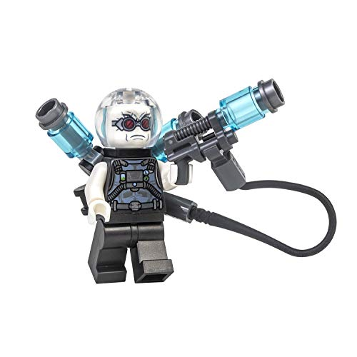 LEGO Mr. Freeze Batman Minifigure