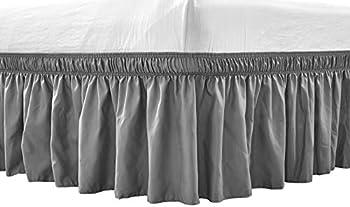 Rimela Elastic Bed Skirt Wrap