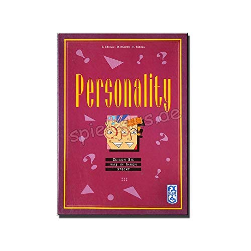 FX Schmid - Personality