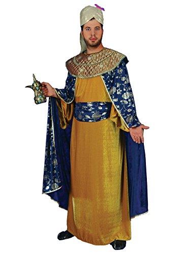 chiber - Heilige DREI Könige Balthasar-Kostüm für Erwachsene