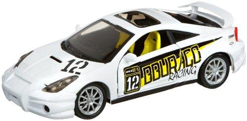 Bburago 15623007 - Street Tuners Toyota Celica GT-S (farblich sortiert)