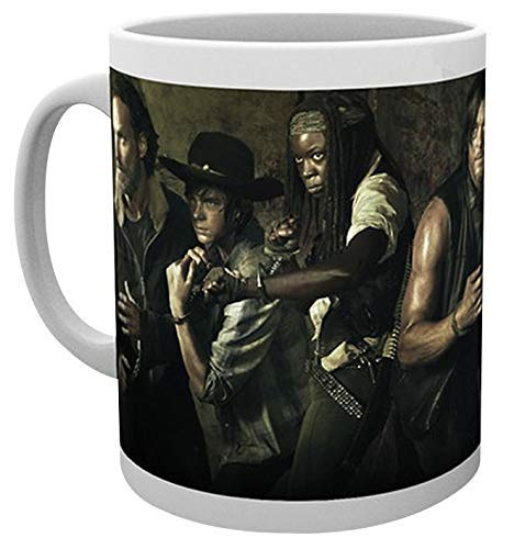 GB Eye, The Walking Dead, Taza