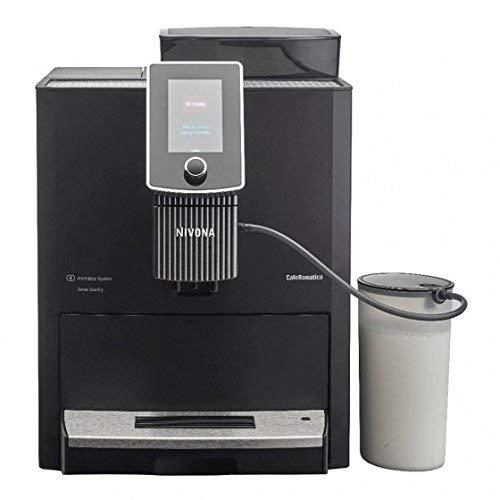 Nivona CafeRomatica 1030 Libera installazione Automatica Macchina da caffè combi 3.5L Nero, Argento