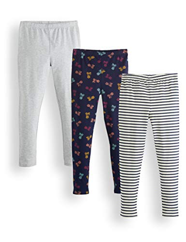 Amazon-Marke: RED WAGON Mädchen Leggings Rwg-060, Mehrfarbig (Multicolour), 140, Label:10 Years