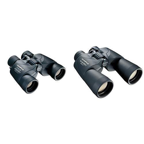 Olympus N1240586 8-16x40 Zoom DPS-I Fernglas &  118760 10 x 50 DPS-I Fernglas mit Tasche
