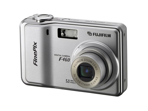 Fuji Photo FinePix F460 Digitalkamera 5.1 (2592 x 1944) 13 MB