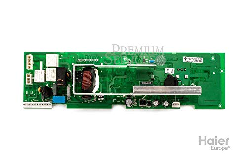 Original Haier-Ersatzteil: Elektronikkarte für Waschmaschine Herstellernummer SPHA00005115 | Kompatibel mit den folgenden Modellen: PFL612W-F/PFL612W-F1;PFL612W-E1;HW60-1402D;HW60-1202D;PFL510W-U1;HW5