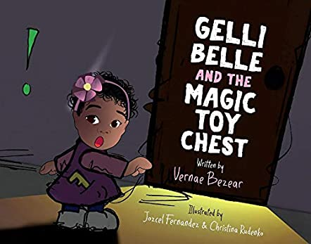 Gelli Belle and The Magic Toy Chest