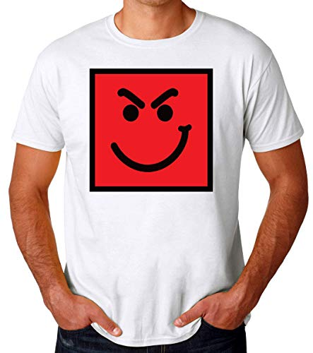 Bon Jovi Have A Nice Day Album Cover Camiseta para Hombres