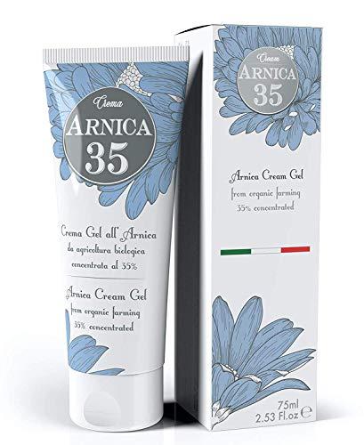 Dulàc - Arnica 35 - LA PLUS CONCENTRÉE - Gel crème d'arnica concentrée 35% (75 ml)