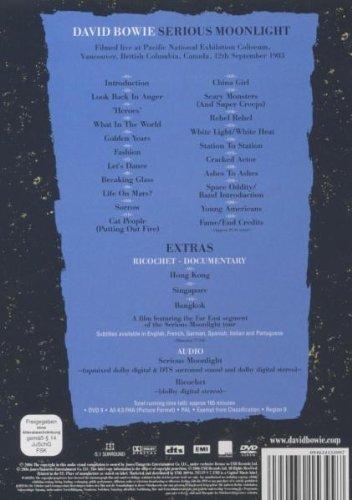 Serious Moonlight [DVD] [2006]
