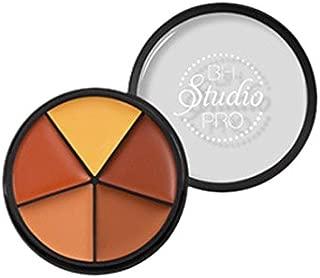 BH Cosmetics Studio Pro Perfecting Concealer Makeup, Dark