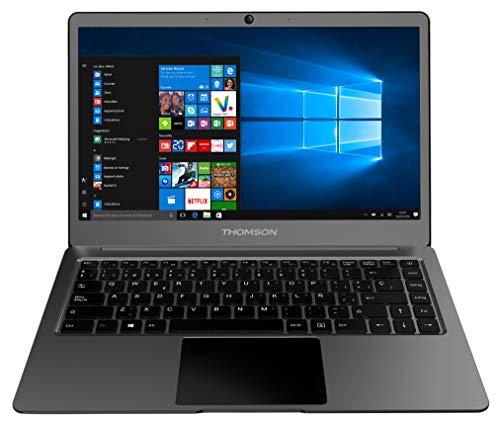 clasificación y comparación Laptop Thomson NEOX de 14,1 pulgadas con procesador Intel Celeron N3350, 4 GB de RAM, 64 GB… para casa