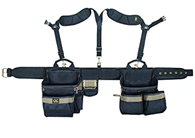 Custom LeatherCraft 5-Piece Comfortlift Combo Tool Belt System from Custom