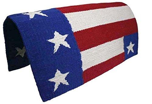 Derby Originals Tahoe Tack Patriotic American Flag Blanket 32