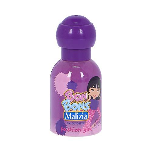 Malizia Bon Bons Fashion Girl, eau de toilette spray da donna, 50ml