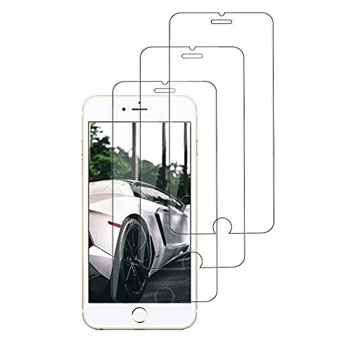 WEOFUN [2 Packs] iPhone 6 Plus 6s Plus Protector de Pantalla, Cristal...