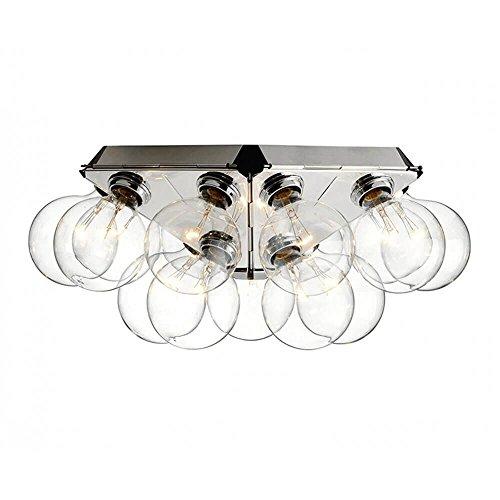 Flos Taraxacum 88 C/W Deckenlampe Transparent