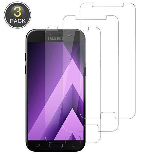puissant Verre Trempé Wiestoung Samsung Galaxy A5 2017, [3 Pièces] Ultra…