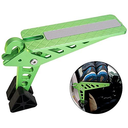 CONDOLD Car Door Step Foldable Roof Rack Doorstep Hook Accessories for SUV, Truck, Jeep Standing...