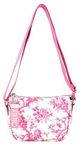 Oilily Damen Birdy Shoulderbag Shz 1 Schultertasche Pink (Rose)