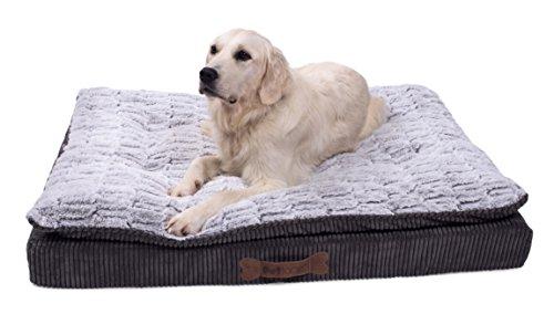 Petface Ultimate Luxury Bett, Memory Foam Medium