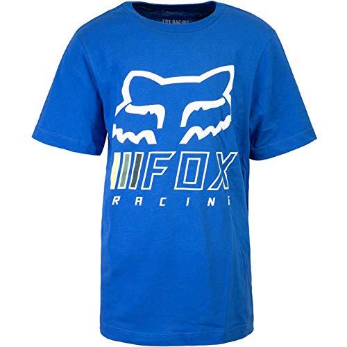 Fox Overhaul - Camiseta infantil azul 134 cm