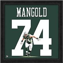 Nick Mangold New York Jets NFL Uniframe Photo (Size: 20