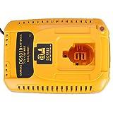 para Dewalt 7.2V - 18V NI-CD NI-MH Cargador de batería DC9310 DW9116 DE9130 DW9096 Accesorio de...