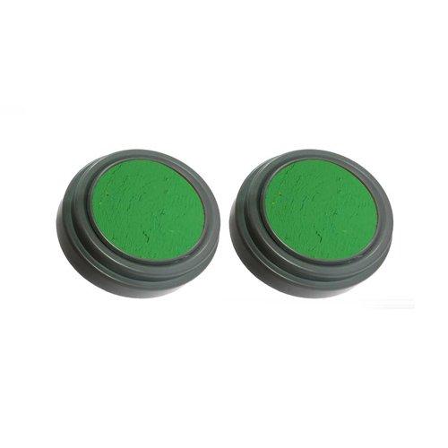 Maquillaje al Agua Verde Grimas 2,5ml 2uds.